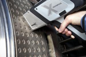 Delta Alloys & Metals Handheld XRF Analyzer