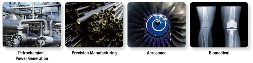 DELTA Alloys & Metals Applications