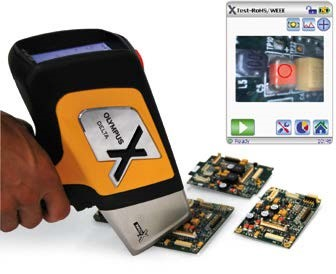 DELTA XRF testing electronics
