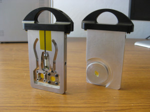 XRD/XRF Terra Portable Sample holders