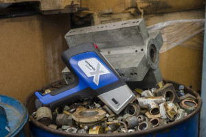 DELTA Element Analyzer for Scrap Metal