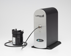 NIR - LabSpec 4 Benchtop with Muglight attachment