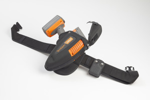 TerraSpec Halo with holster belt