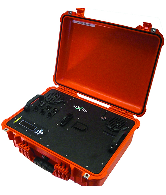 Terra Portable Analyzer