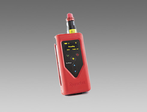 Handheld ReporteR Analyzer