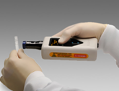 Handheld PharmaID Analyzer
