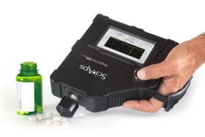 Handheld Inspector Analyzer testing pharmaceuticals