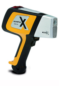 Handheld Delta XRF Analyzer