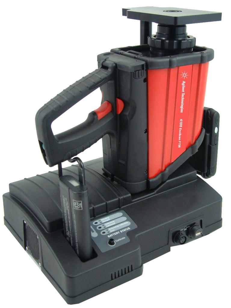 Handheld FTIR Exoscan 4100