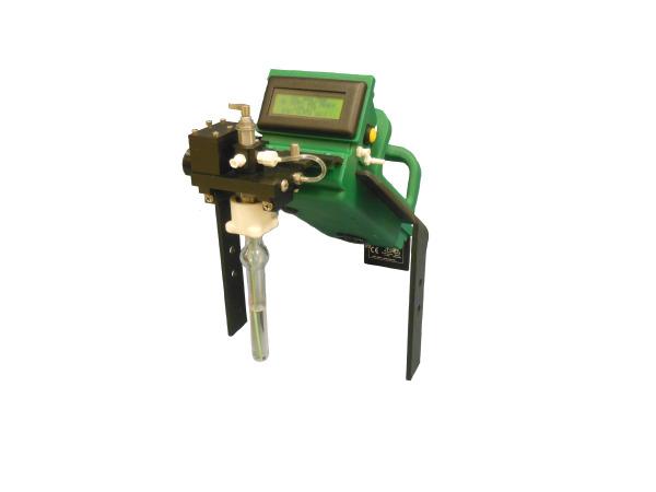 Handheld Frog 4000 Gas Chromatography Analyzer