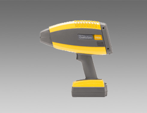 QualitySpec Trek Handheld Analyzer