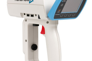 FieldSpec Handheld 2 with screen view